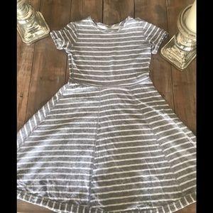 Hannah Andersen reversible day dress twirl